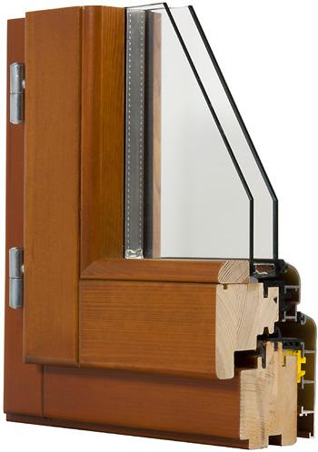 Produzione finestre in legno alluminio fam serramenti for Prezzi serramenti legno alluminio