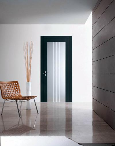 Porte Interne in Laminatino o in Essenza di GD Dorigo